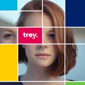 Trey (Rabranding).. Un proyecto de Br, ing e Identidad y Diseño gráfico de Sergio Devesa - 27.08.2020