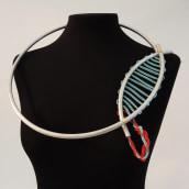 Joyería Escultural. Um projeto de Artesanato, Moda, Design de joias e Escultura de Inmaculada Amor - 31.08.2020