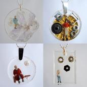 Serie Sentimientos. Um projeto de Artesanato, Design de joias e Escultura de Inmaculada Amor - 31.08.2020