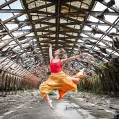Ballerina Project Venice. Un progetto di Fotografia artistica di Giulia Candussi - 02.09.2015