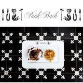 PUNK BACH. A Design, Illustration, Gastronomiefotografie und Keramik project by CHICHINABO INC - 04.09.2020