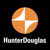 Hunter Douglas Argentina. Un projet de Création de logo de Marcelo Sapoznik - 04.09.2020