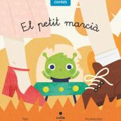 El Petit Marcià - Álbum Ilustrado. Um projeto de Ilustração, Design de personagens, Ilustração digital e Ilustração infantil de Fabiola Correas - 01.07.2020