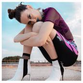Shooting con Ana. Un progetto di Fotografia, Moda, Ritocco fotografico, Fotografia di moda, Fotografia di ritratto , e Fotografia artistica di Roberto González - 07.09.2020