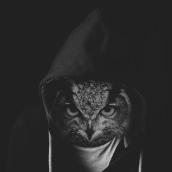Owl . Um projeto de Fotografia, Retoque fotográfico, Fotografia digital e Fotomontagem de SA CA - 07.09.2020