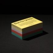 Barrio Unido. Un proyecto de Br, ing e Identidad, Marketing y Diseño de carteles de VVORKROOM - 09.09.2020