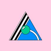 36DaysofType. Um projeto de Ilustração, Ilustração vetorial e Animação 2D de Alex Foxley - 12.09.2020