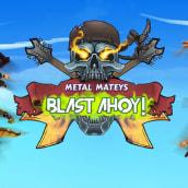 Metal Mateys: Blast Ahoy! (Gumi)New project. Un projet de Conception de jeux  , et Développement de jeux vidéo de Jose Goncalves - 13.05.2019