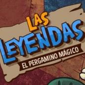 Las Leyendas: El pergamino mágico (Ánima). Un projet de Jeux video , et Développement de jeux vidéo de Jose Goncalves - 13.11.2017