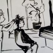 Mi Proyecto del curso: Dibujo para principiantes nivel -1. Un proyecto de Creatividad y Dibujo de Oksana Tsvetkova - 14.09.2020