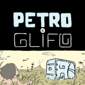 Petro & Glifo. A Illustration, and Comic project by Jorge Campos - 09.16.2020