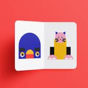 Creating Faces children's book. Un projet de Illustration vectorielle et Illustration jeunesse de Tor Ewen - 18.03.2020