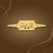Mi Proyecto del curso: Creación de un logotipo original desde cero. Un projet de Br, ing et identité, Design graphique , et Création de logo de Manuela Dubuc - 18.09.2020