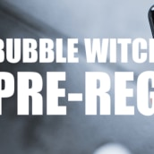 Bubble Witch 3 - Pre-reg. A UI / UX project by Mario Ferrer - 09.21.2020