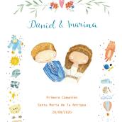 Mi Proyecto del curso: Técnicas aplicadas de ilustración en acuarela. A Illustration, Crafts, and Fine Art project by Myriam - 09.21.2020