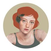 Mi Proyecto del curso: Retratos pictóricos con técnicas digitales. Un proyecto de Ilustración, Creatividad, Ilustración digital, Diseño digital y Pintura digital de Eva Pérez Sanz - 25.09.2020