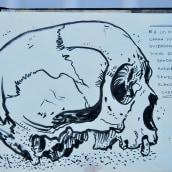 Apuntes en el MUNA. A Illustration, Fine Art, and Drawing project by Laura Bustos - 09.28.2020