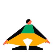 Stretch! . Un projet de Character Design et Illustration numérique de Tor Ewen - 02.10.2020