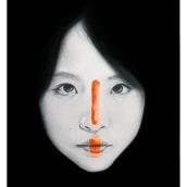 DARKNESS series. Un progetto di Belle arti, Disegno a matita, Disegno, Disegno realistico , e Disegno artistico di lantomo - 03.10.2020