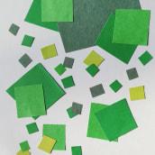 Mi Proyecto del curso: Las leyes de la percepción visual: unidad, peso, equilibrio y movimiento. Um projeto de Design gráfico de Verónica Morera Carballo - 06.10.2020