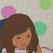 Mi Proyecto del curso: Rotoscopia: dibuja una animación frame a frame. Un proyecto de Animación de Angeles Olivares - 09.10.2020