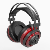 Headphones. A 3d modeling project by Alejandro Soriano - 10.08.2020