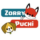 Mi Proyecto del curso: Diseño de personajes estilo kawaii - Zorry y Puchi, los peluches más tiernos!. Un proyecto de Diseño de personajes y Dibujo digital de Romina Bruno - 11.10.2020