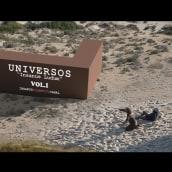Universos. Volumen 1 - Vfx. Un progetto di Cinema di Manuel Moreno - 10.09.2019
