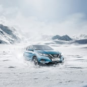 Nissan Qashqai. A Photo retouching, and Photomontage project by soliloqui0 - 09.08.2020