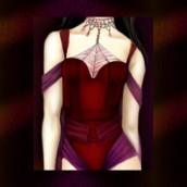 Modern Vampires. Um projeto de Design, Ilustração, Design de moda, Design de moda e Desenho anatômico de Gisel·la Martínez Prat - 14.10.2020