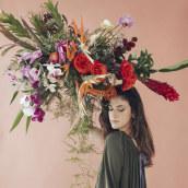 Sra Ora. Un proyecto de Dirección de arte y Fotografía artística de ORA The Floral Agency - 14.10.2020