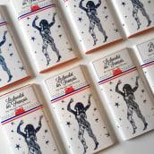 Le Chocolat des Françcais x Instagram. Un projet de Illustration, Packaging , et Conception de produits de Karishma Chugani - 15.10.2020