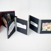 Mi Proyecto del curso: Encuadernación sin pliegues de tu obra gráfica. Un proyecto de Diseño editorial y Diseño gráfico de Erick Vega - 19.10.2020