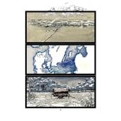 WarZen comic.. Um projeto de Ilustração, Caligrafia, Comic, Desenho, Pintura em aquarela, Stor, telling, Desenho artístico, Pintura Acrílica e Ilustração com tinta de Lem Castañeda - 28.10.2020