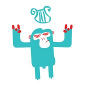 Some fun.. Um projeto de Ilustração, Design de personagens, Design gráfico, Arte urbana, Ilustração infantil, Pintura Acrílica, Desenho digital e Ilustração editorial de Lem Castañeda - 28.10.2020
