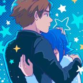 Stars guided me to you. Um projeto de Ilustração digital de Akimaro - 28.08.2020