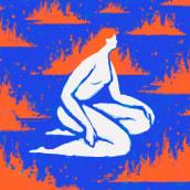 The Ladies. A Design, Illustration, Art Direction, Vector Illustration, 2D Animation, Digital illustration, and Children's Illustration project by Lisa Odette - 10.29.2020