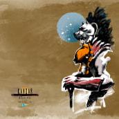 Character design for Zerouno Games.. Um projeto de Ilustração, Design de personagens, Esboçado, Videogames, Design de videogames, Desenvolvimento de videogames, Desenho digital e Pintura digital de Lem Castañeda - 02.11.2020