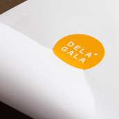 DELAGALA. A Br, ing, Identit, and Graphic Design project by Estudio Marina Goñi - 11.03.2020