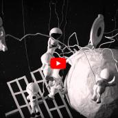Sextation. Nominado StopMotion. Feelmotion14. ESNE. Un proyecto de Stop Motion, Animación de personajes y Edición de vídeo de Bea Serrano Lucio - 01.04.2014