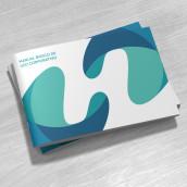 Diseño de logo y branding Holesia. Um projeto de Br e ing e Identidade de Marta Delclós - 03.11.2020