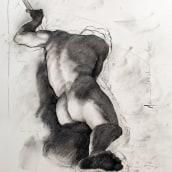 Flight, étude. A Bildende Künste, Zeichnung, Realistische Zeichnung, Artistische Zeichnung und Anatomische Zeichnung project by Shane Wolf - 03.11.2020