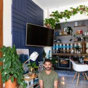 CASA BEM PEQUENA REFORMADA COM MUITA CRIATIVIDADE E ECONOMIA DIY. A Interior Architecture, and Decoration project by Daniel Virgnio - 11.04.2020