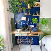 Como começar uma URBAN JUNGLE na sua casa. A Interior Architecture, Interior Design, and Decoration project by Daniel Virgnio - 11.04.2020