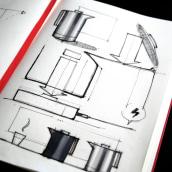 Mi Proyecto del curso: Introducción al sketching para diseño de producto. Un progetto di Design, Illustrazione, Design industriale, Product Design , e Sketchbook di Fran Molina - 04.11.2020