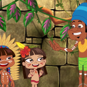 Candyall Educativo. A Music, Audio, and Music Production project by Carlinhos Brown - 11.04.2020