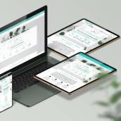 Reychel centro de estética avanzada. Un progetto di Web Design di Sonia Sáez - 01.11.2020