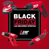 Campaña Black Friday AZOR. Un proyecto de Diseño y Diseño gráfico de ENRIQUE LOBATO GIL - 09.11.2020