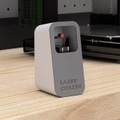 Lazer Chazer. Um projeto de 3D e Design de produtos de Agustín Arroyo - 10.11.2020