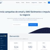 Acumbamail. A Digital Marketing project by Ignacio Arriaga - 11.11.2020